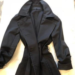 Black Theory Trench coat
